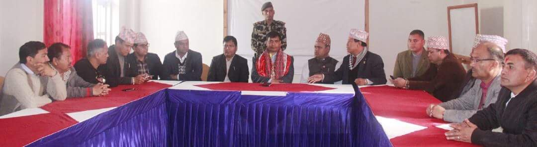 प्रदेश नम्बर ६ मा नेपाल निर्माण व्यवसायी महासंघका विविध कार्यक्रम