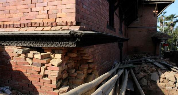 भूकम्पपछि पुननिर्माणको पर्खाइमा गोरखा दरवार