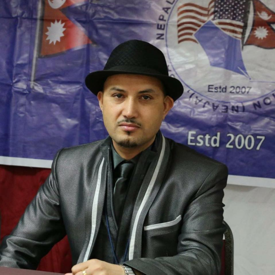 नेपाल अमेरिका पत्रकार संघ ( नेजा ) मा  पेशागत दरिद्रहरुको फेरि अर्को रडाको !