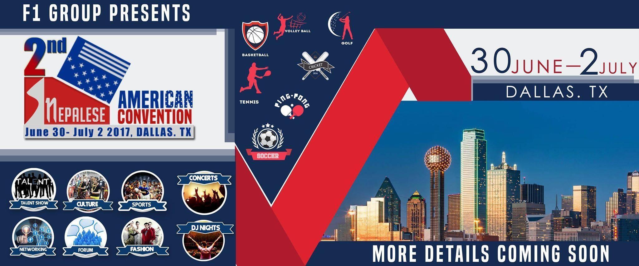 दोस्रो एन ए सी  फुटबल : बाल्टिमोर सहित अमेरिकाको उत्कृस्ट आठ फुटबल नेपाली टिम दर्ता