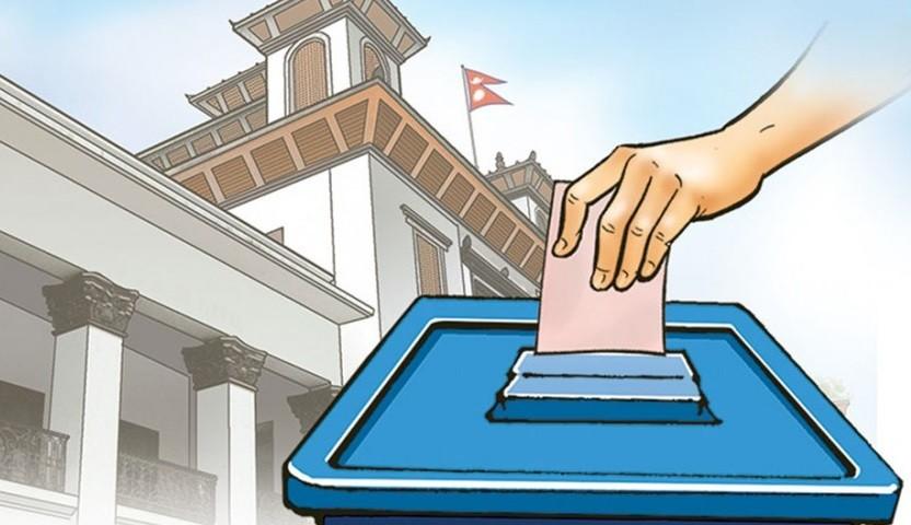 भरतपुर १९ मा पुन मतदान हुने