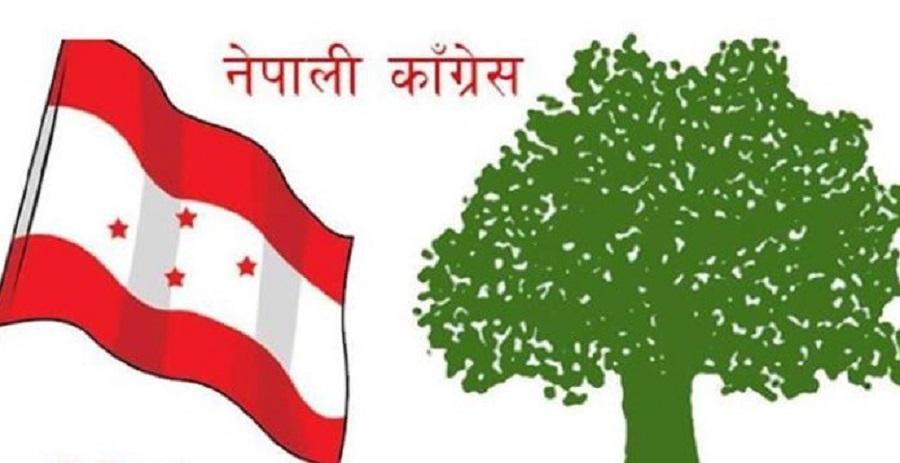 ताङतिङमा काँग्रेसको चुनावी सभा