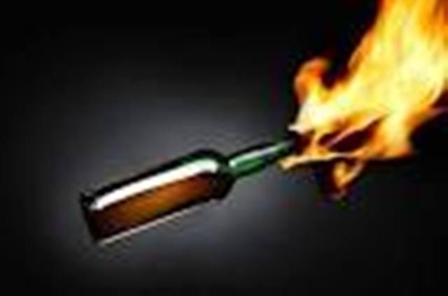 कांग्रेसलाई लक्षित गरी पोखरामा पेट्रोल बम प्रहार