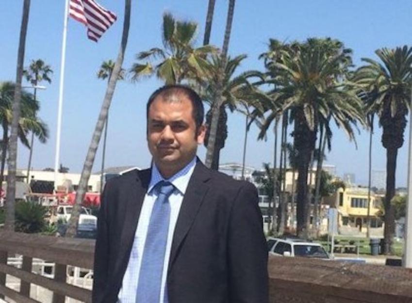 एनआरएन अमेरिकाको क्यालिफोर्निया च्याप्टरको सचिव पदमा संचारकर्मी रोशन अधिकारीको उम्मेद्वारी