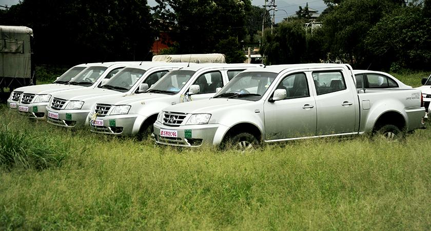 निर्वाचन आयुक्तको लागि १५ करोडको गाडी !