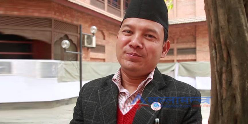 लोकदोहोरी प्रतिष्ठानका अध्यक्ष बद्री पगेनी जुवाको खालबाटै पक्राउ