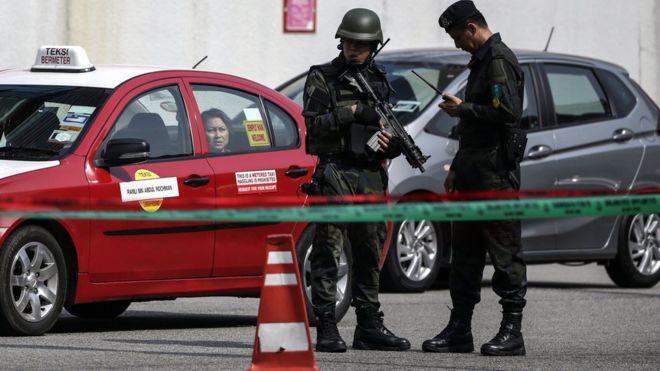 मलेसियामा ४०० जना पक्राउ, आतकंवाद भएको आशंका