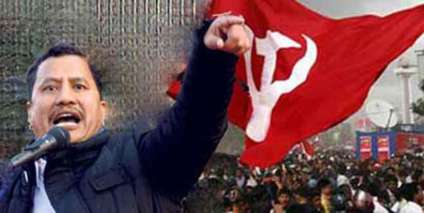 विप्लवका कार्यकर्ताले आफ्नै नेता कुटे