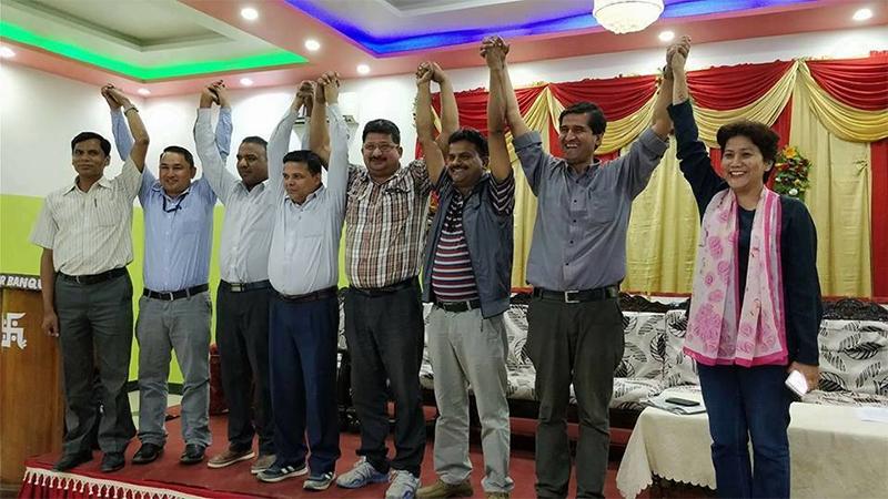 नेपाल पत्रकार महासंघको अध्यक्षमा गोविन्द आचार्य विजयी