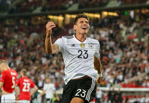 विश्वकप फुटबल २०१८ को छनौट खेलमा विश्व विजेता जर्मनी विजयी