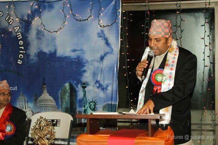 कनेक्टिकट नेपाली समाजमा नयाँ नेतृत्व चयन