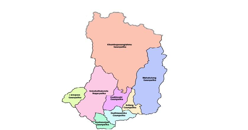 सोलुखुम्बुको दूधकौसिका गाउँपालिकाको नाम परिवर्तन