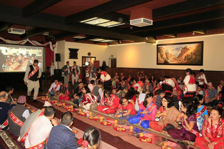 लस एन्जलसमा नेवा: अर्गनाइजेशनद्दारा आयोजित म्ह पूजा तथा नेपाल सम्वत कार्यक्रम सम्पन्न