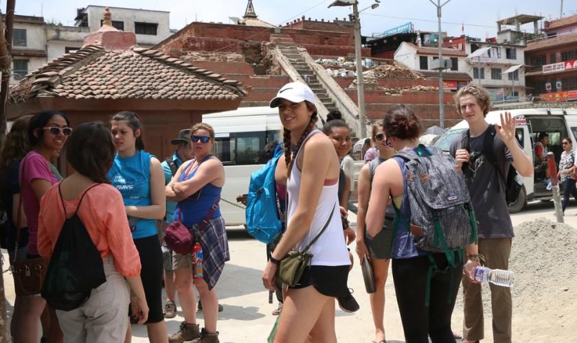 पर्यटनबाट शुल्क उठाएकोप्रति व्यवसायीको विरोध