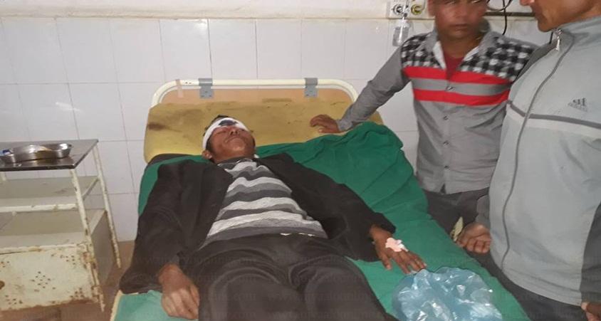 दाङमा कांग्रेसको चुनावीसभा लक्षित गरी बम विष्फोट, प्रहरीसहित आठ जना घाइते