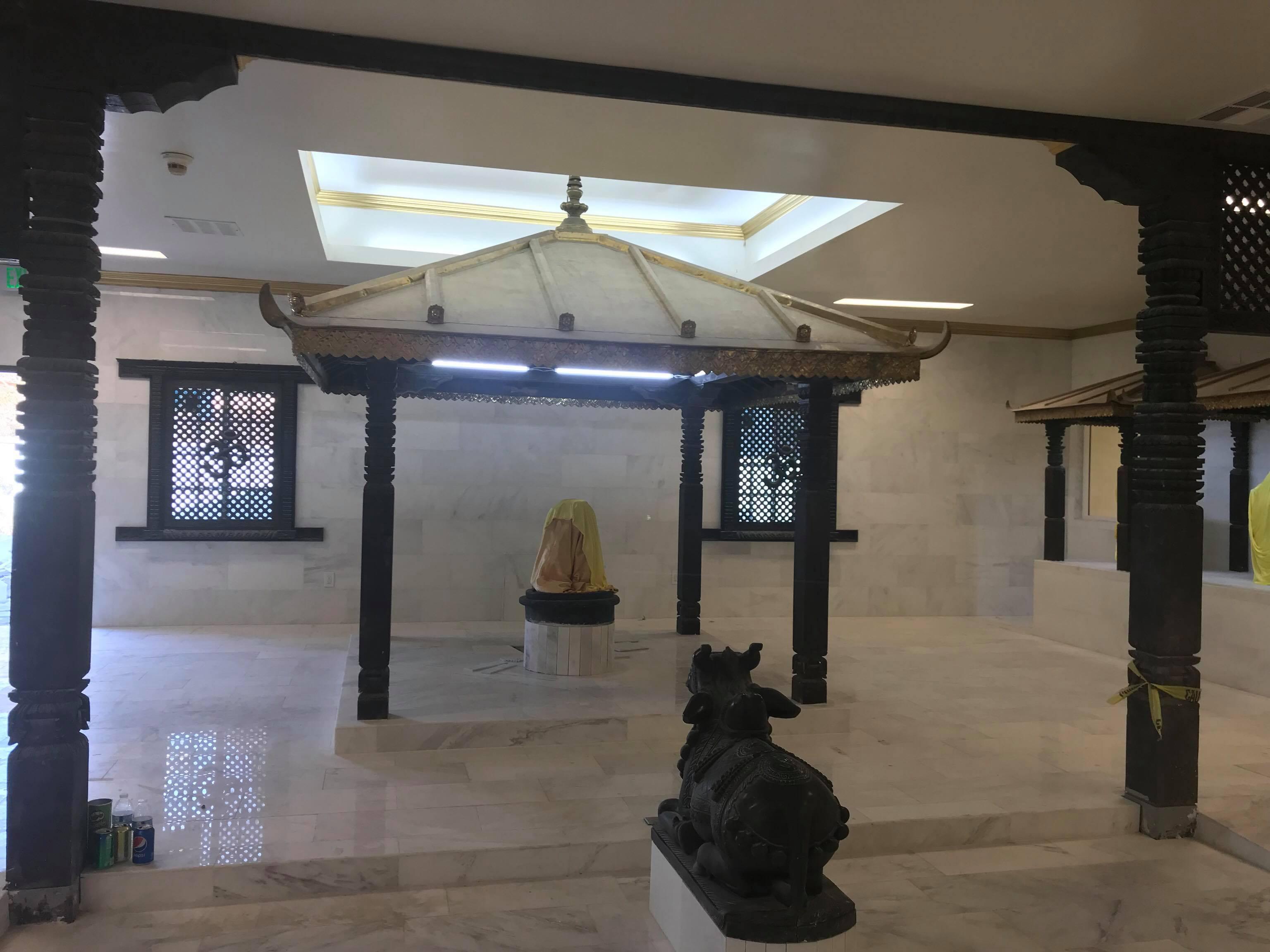 सिटीको पर्मिट पाउने बित्तिक्कै शुरुवात हुने, लस एन्जलसको नेपाली मन्दिर
