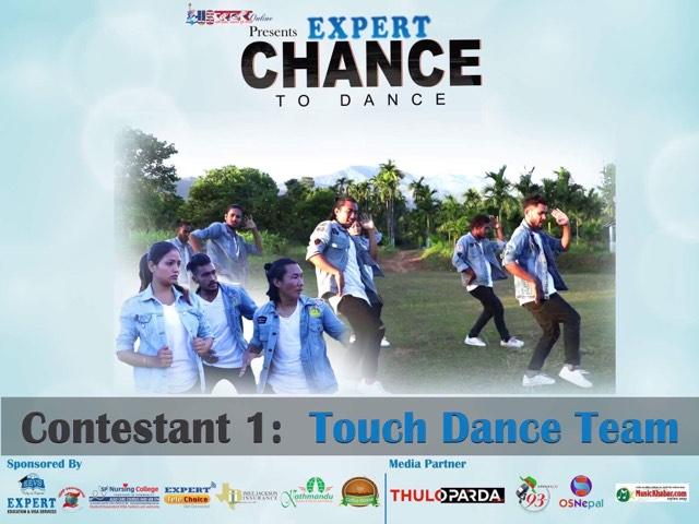 'एक्सपर्ट चान्स टु डान्स' प्रतियोगीता सुरु, अनलाइनबाटै नृत्यको भिडियो पठाउन सकिने