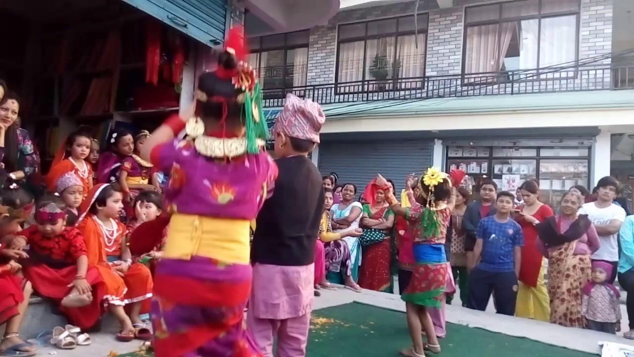 गाऊँ कन्दरामा नेपाली लोक संस्कृति
