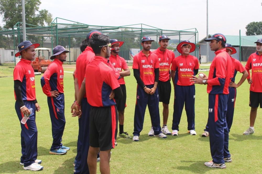 इस्टर्न रिजन क्रिकेट प्रतियोगितामा नेपालद्वारा हङकङ पराजित