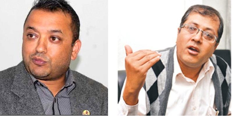 काठमाडौँ ४ मा राजन र गगनको रस्साकस्सी, कसले मार्ला बाजी ?
