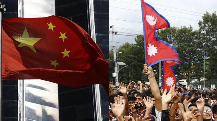 चुनाव नेपालको, प्रचार चीनको