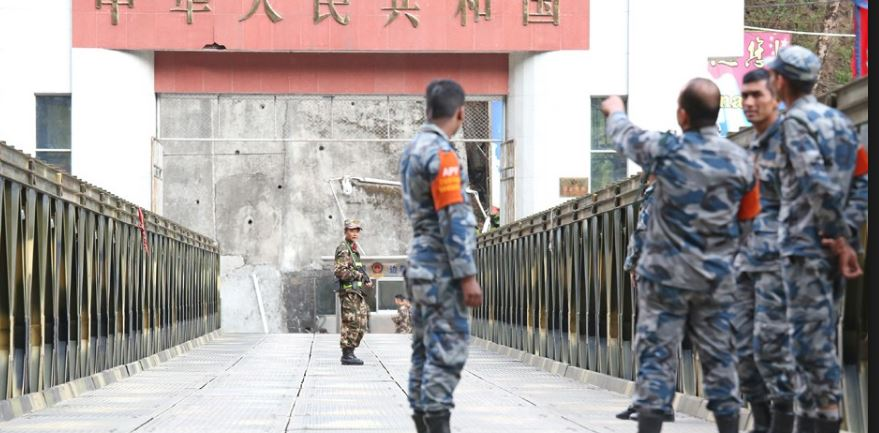 चीनले माग्यो ३२ महिनादेखि बन्द तातोपानी नाका सुरक्षा योजना