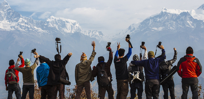 नेपालमा बिदेशी : घुम्ने भिसामा अर्कै काम