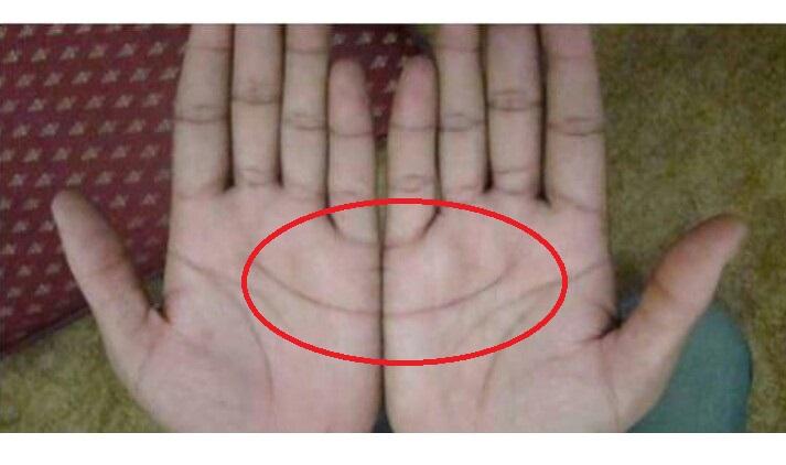 दुइ हात जोडदा अर्ध चन्द्र बन्छ ? हेर्नुस यसको अर्थ