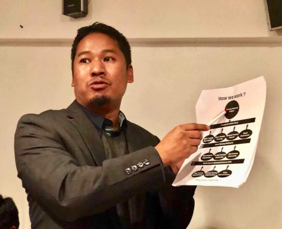 लक्यान लामा पनि तामाङ्ग सोसाईटीको अध्यक्ष पदका उम्मेदवार