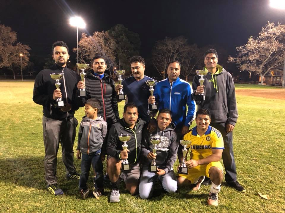 टिम नेपाल – लस एन्जलस, भलिबल प्रतियोगितामा प्रथम (फोटो फिचर सहित)
