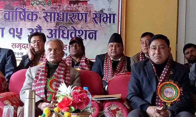 स्वराजको नेपाल भ्रमण बेमौसमीः भट्टराई