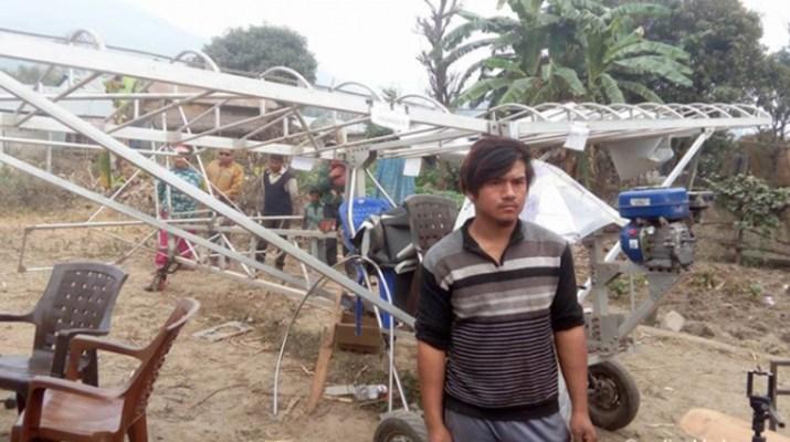 चेपाङ युवकद्दारा हवाईजहाज निर्माण, २० दिनपछि उडाउने योजना