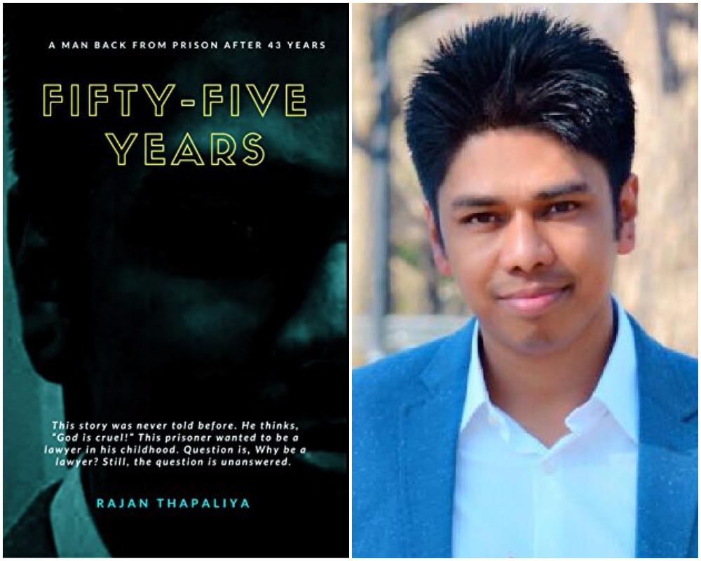 राजन थपलियाको पुस्तक अमेजनमा 'टप टेन'