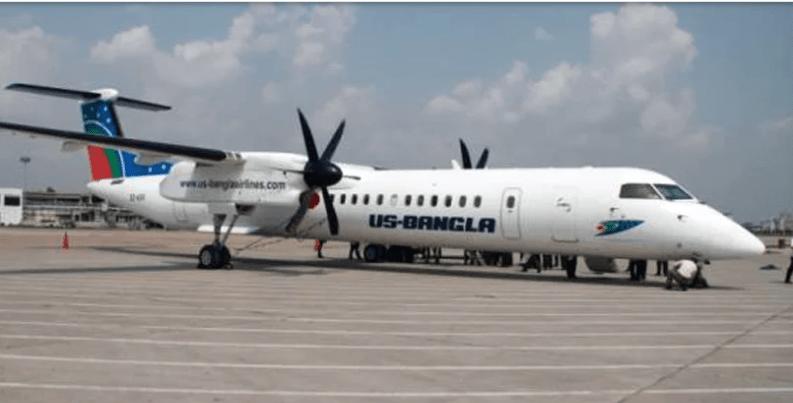 दुर्घटनाग्रस्त विमान पुरै जल्यो, ५० भन्दा बढिको मृत्युको आशंका