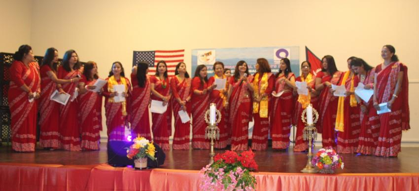 NWGN क्यालिफोर्निया च्याप्टरद्दारा १०८ औं महिला दिवस कार्यक्रम सम्पन्न