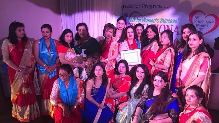 NWGN लस एन्जलस च्याप्टरद्धारा आयोजित १०८ औं महिला दिवस कार्यक्रम सम्पन्न