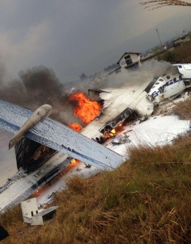 दुर्घटनाग्रस्त यूएस बंगला विमानमा सवार ७१ यात्रुहरुको नाम (सूचिसहित)