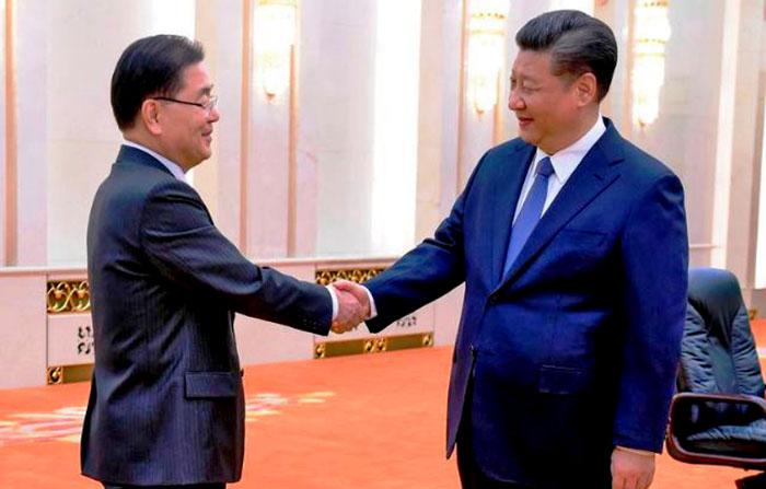 उत्तर कोरिया वार्ताको पोको अमेरिकामा बुझाएपछि विशेषदूत पुगे चीन