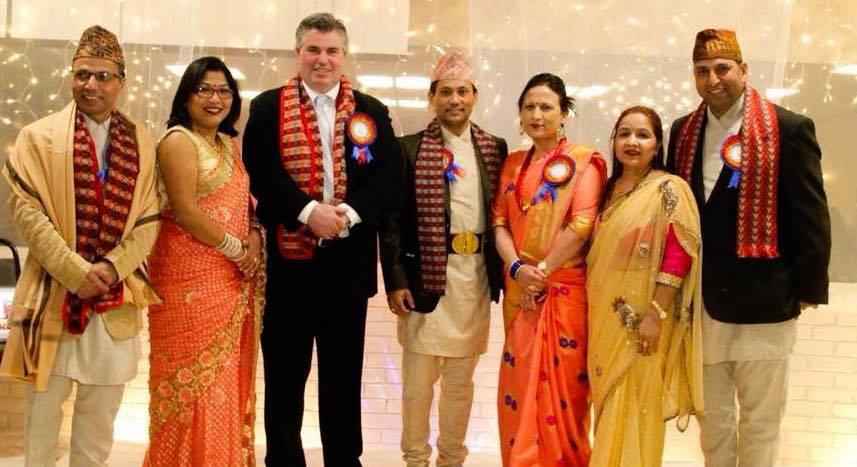 नेपाली समाज अमेरिकाको शुभकामना साँझ भब्यतापुर्वक सम्पन्न