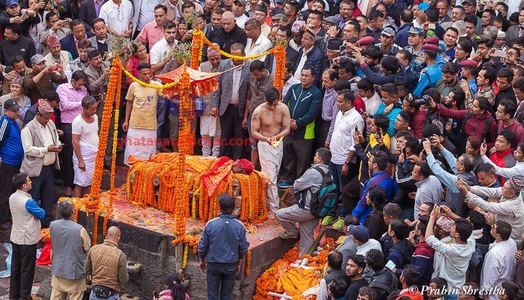 दिवंगत कांग्रेस नेता खड्काको सम्मानमा कांग्रेसले पाँच दिन शोक मनाउने