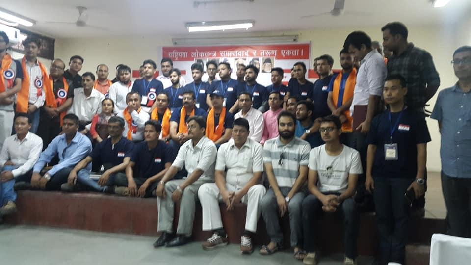 नेपाल तरुण दल दिल्ली शाखाको प्रशिक्षण भेला सम्पन्न