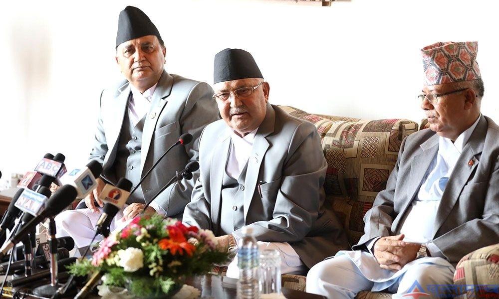 ईतिहासकै महत्वपूर्ण उपलब्धी केरुङ-काठमाडौं रेल सम्झौता – प्रम ओली