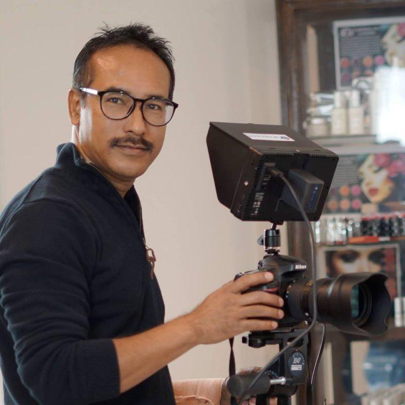 मिस नेपाल यूएस २०१८ का लागि राजिव श्रेष्ठ आधिकारिक फोटोग्राफर