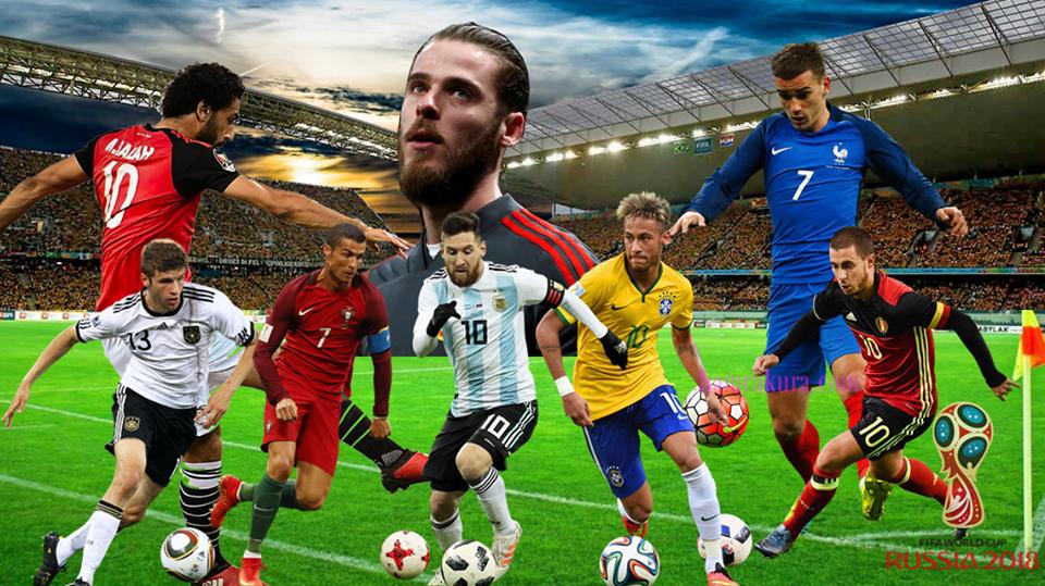 विश्वकपको राउन्ड अफ सिक्सटिनमा को को पुगे, भाग्य कस्को ?