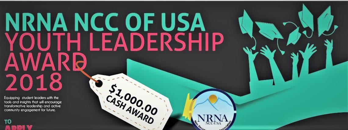 एनआरएन अमेरिका युथ लिडरशिप छात्रवृत्ति २०१८ का विजेताहरु घोषणा