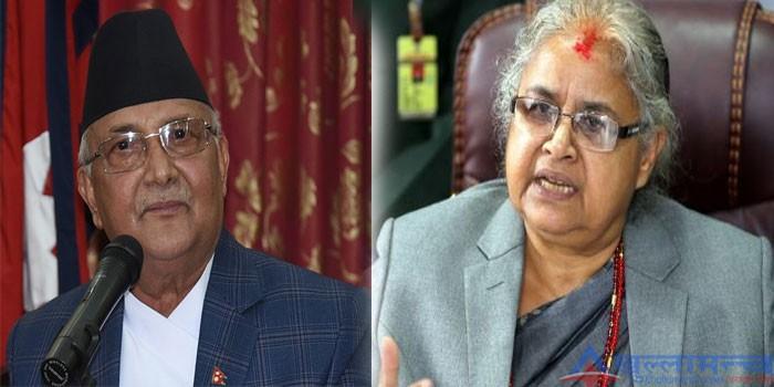 सरकार शोषक सामन्तको पक्षमा : पूर्व प्रधानन्यायाधीश कार्की
