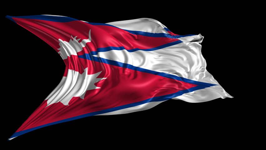 राष्ट्रिय झन्डा जलाए तीन बर्ष कैद सजाय