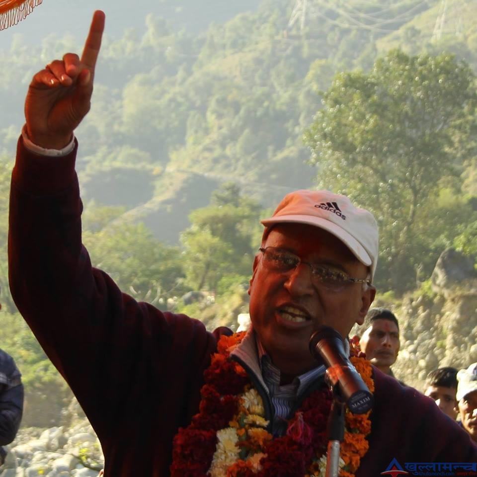 एकादेशको कथा नबनोस, कम्युनिस्ट सरकार : काँग्रेस नेता बडु
