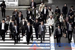 जापानमा कामदार अभाव भएको घोषणा