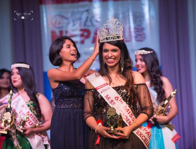 दिलासा न्यौपाने, मिस नेपाल युएसए – २०१८ की विजेता